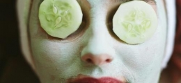 Parlak bir cilt için doğal maske tarifleri