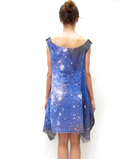 uzay temalı giysi
