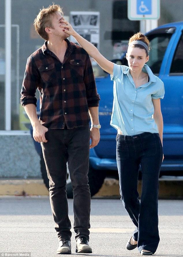 Ryan Gosling ve Rooney Mara