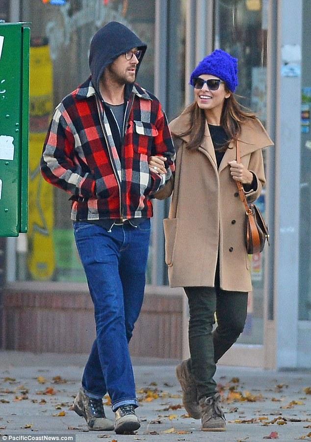 Ryan Gosling ve Eva Mendes