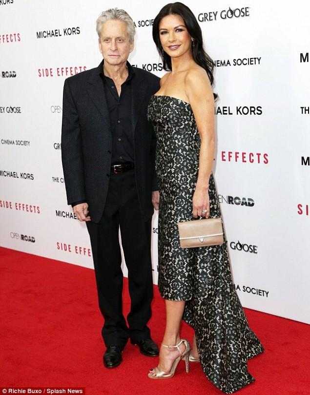Michael Douglas Catherine Zeta-Jones