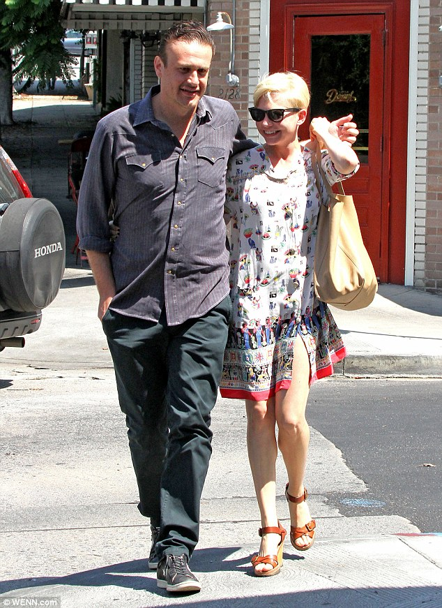Michelle Williams ve Jason Segel