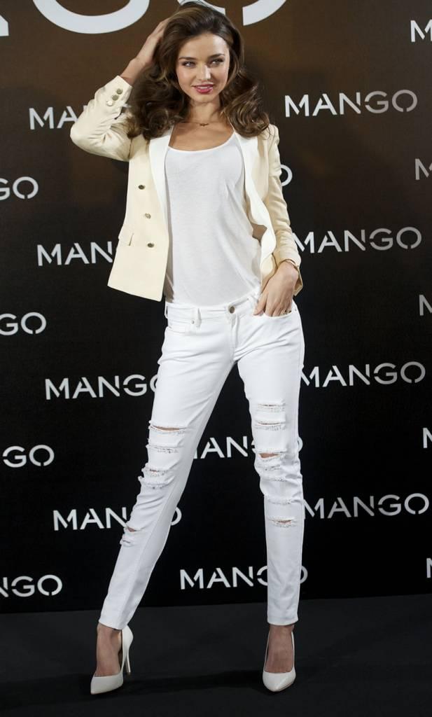 Miranda Kerr mango