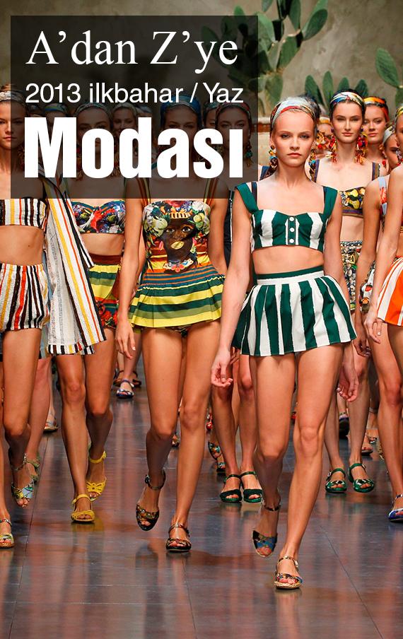 2013 yaz modası