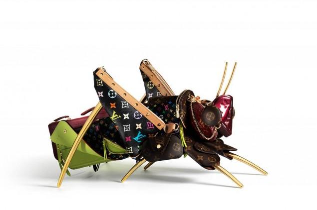 Billie Achilleos Louis Vuitton'
