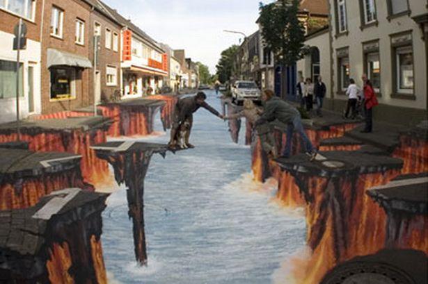 sokak sanatları