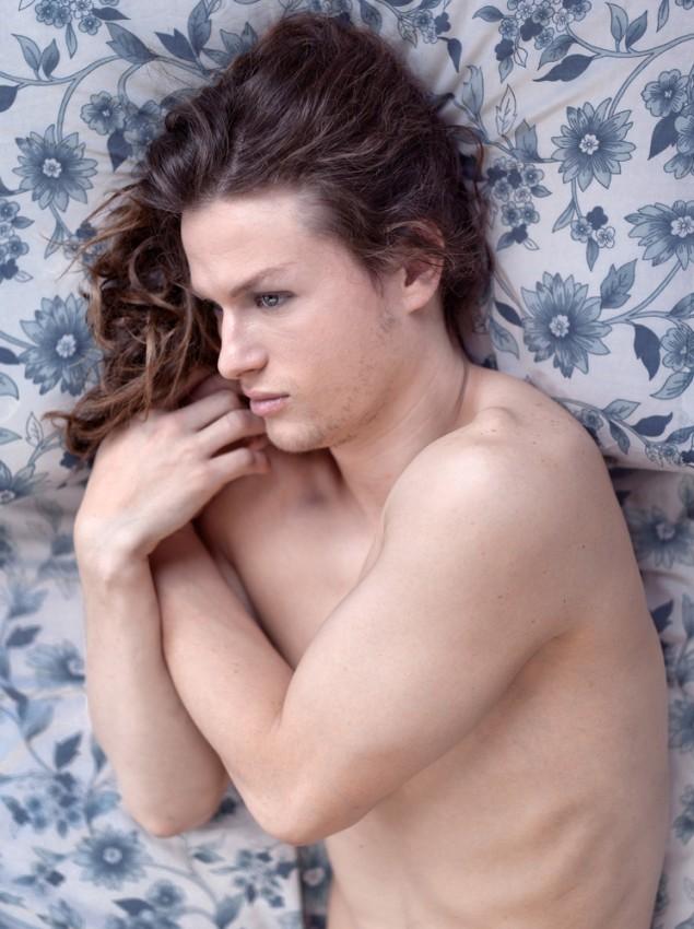 Nir Arieli portrait series Men