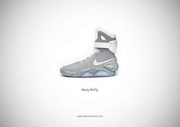 ünlülerin ayakkabıları
