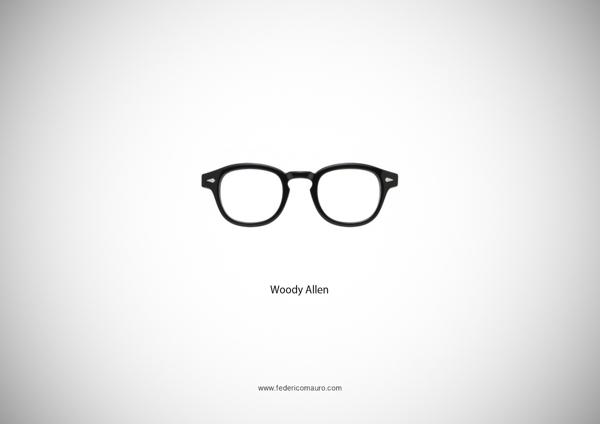 ünlülerin gözlükleri