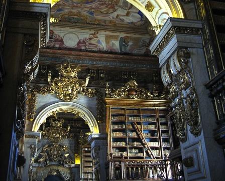 portekiz arap kütüphanesi